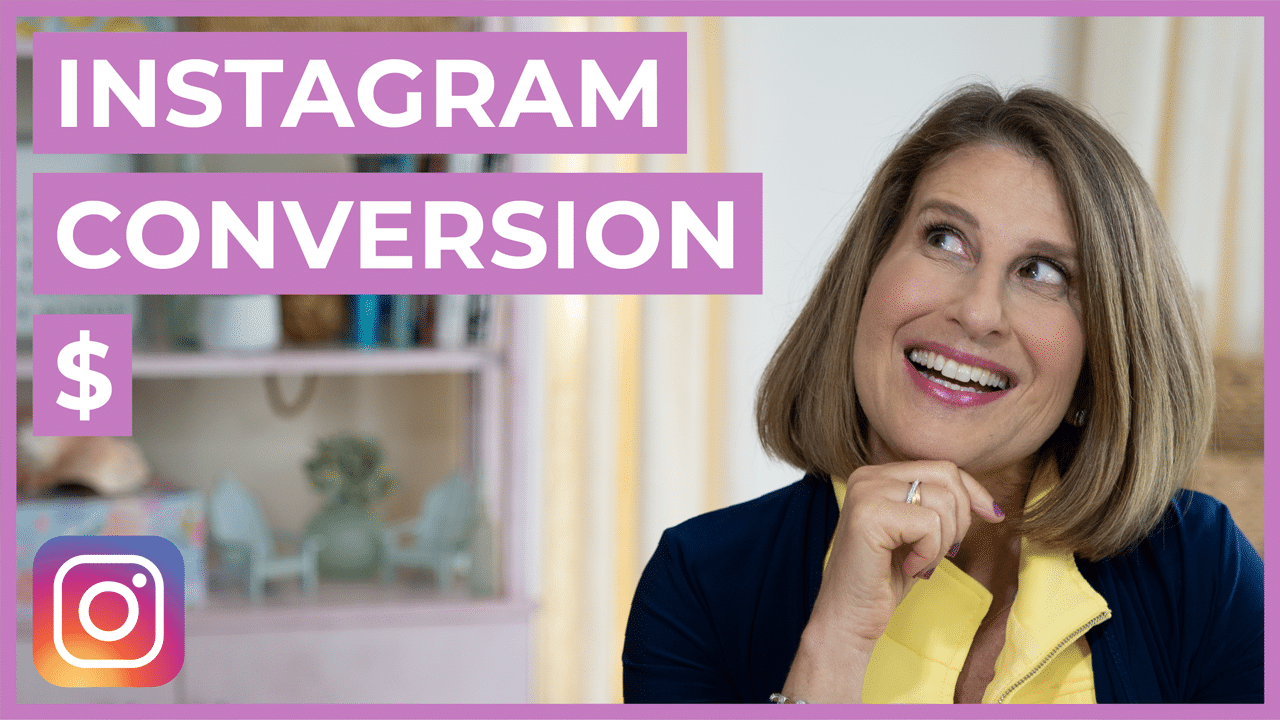 Conversions on instagram